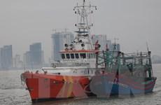 Đà Nẵng: Đưa 7 thuyền viên và lai dắt tàu cá bị nạn về bờ an toàn