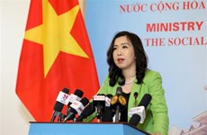 Bộ Ngoại giao: Đảm bảo an toàn, quyền lợi cho các thuyền viên Việt Nam