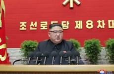 [Photo] Khai mạc Đại hội Đảng Lao động Triều Tiên Tiên khóa VIII