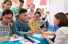 Các địa phương nỗ lực kết nối, hỗ trợ tìm việc làm cho người lao động