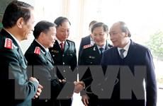 Thủ tướng dự Hội nghị triển khai nhiệm vụ 2021 của Thanh tra Chính phủ
