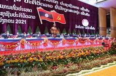 Đại hội lần thứ XI của Đảng NDCM Lào thông qua 6 mục tiêu phát triển
