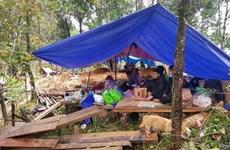 Quảng Nam: Đồng bào vùng sạt lở núi có nhà ở mới trước Tết Nguyên đán