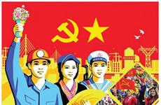 [Infographics] Chủ tịch Hồ Chí Minh: Đoàn kết là sức mạnh của Đảng