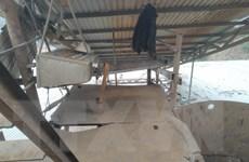Yên Bái: Một công nhân tử vong tại nhà máy chế biến quặng sắt