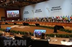 Thượng đỉnh 2021 - cơ hội để Mỹ cài đặt lại quan hệ với Mỹ Latinh