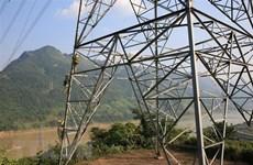 Đóng điện xung kích công trình trạm biến áp 220kV Mường La-đấu nối