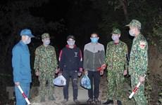5 người nhập cảnh trái phép ở Kon Tum không đi qua tỉnh Quảng Ninh