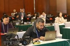 Tạo điều kiện thuận lợi để phóng viên nước ngoài tác nghiệp ở ĐH Đảng