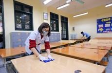 Thành phố Sơn La tạm dừng hoạt động tại một số cơ sở giáo dục