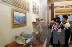 Trưng bày hơn 200 hiện vật về Văn hóa Đông Sơn trên đất Vĩnh Phúc
