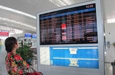 Tỷ lệ bay đúng giờ của các hãng hàng không Việt Nam tăng lên 95,4%