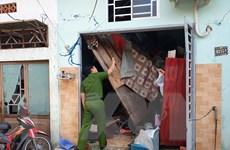 Bình Dương: Điều tra vụ nổ tại nhà dân làm một người nguy kịch