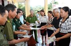 Người góp phần đẩy lùi tệ nạn ma túy ở vùng biên giới Sơn La