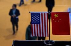 Cán cân thương mại Mỹ-Trung có cải thiện dù căng thẳng vẫn hiện hữu