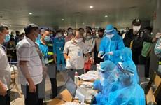 TP.HCM: Thêm 2 ca mắc COVID-19 từ ổ dịch sân bay Tân Sơn Nhất