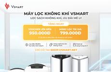 Máy lọc không khí là lựa chọn thông minh của nhiều gia đình Việt Nam