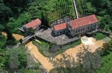 [Photo] Thủy điện Ankroet - Nhà máy thủy điện đầu tiên ở Việt Nam