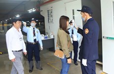 Hà Nam tăng cường phòng, chống dịch COVID-19 trong khu công nghiệp