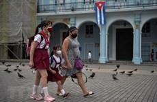 Cuba: Số ca tử vong do COVID-19 trong một tháng lần đầu vượt mức 100