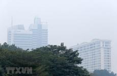 Chất lượng không khí tại miền Bắc ở mức không tốt cho sức khỏe