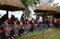 Hà Giang: Giữ gìn nghề dệt thổ cẩm của người Dao đỏ ở Hoàng Su Phì