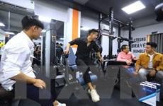 [Photo] Ra mắt Trung tâm phục hồi chấn thương thể thao quốc tế IRC