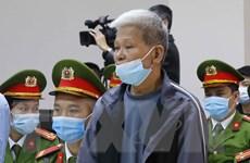 [Photo] Xét xử phúc thẩm các bị cáo trong vụ án xảy ra tại Đồng Tâm