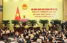 Hà Nội tuyên truyền sâu rộng về bầu cử Quốc hội và Hội đồng Nhân dân