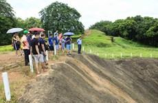 Khởi công xây dựng Đền thờ Liệt sỹ tại Chiến trường Điện Biên Phủ