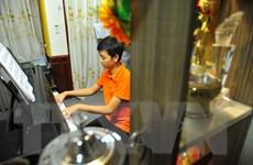 """Gương mặt trẻ Việt Nam tiêu biểu năm 2020: Cậu bé """"vàng"""" piano"""