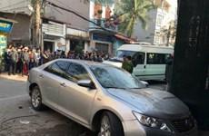 Bắc Kạn: Ôtô gây tai nạn khiến 1 phụ nữ đi bộ tử vong tại chỗ