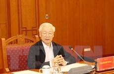 Bổ sung một số vụ án vào diện Ban Chỉ đạo TW chống tham nhũng theo dõi