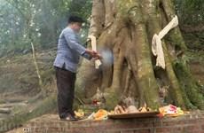 Độc đáo di sản văn hóa - lễ cúng rừng của người Mông ở Si Ma Cai