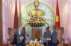 Việt Nam và Maroc quyết tâm củng cố và mở rộng quan hệ đối tác