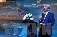 Thành phố Hồ Chí Minh liên kết vùng thúc đẩy phát triển kinh tế biển
