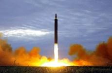 Triều Tiên thử tên lửa: Chiến thuật gây sức ép tinh tế