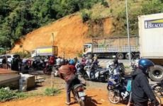 Lâm Đồng: Va chạm với xe tải, 2 nữ sinh viên trên xe máy thiệt mạng