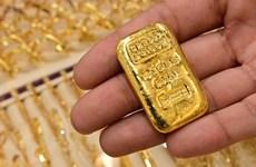 Giá vàng trên thị trường thế giới giảm gần 0,2% trong tuần qua