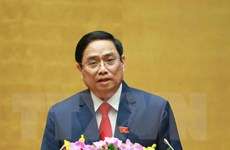 Tân Thủ tướng Phạm Minh Chính: Nỗ lực đoàn kết, hành động hiệu quả