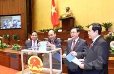 Quốc hội bầu Chủ nhiệm một số Ủy ban, Tổng Thư ký Quốc hội