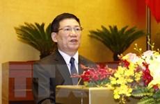 Bộ trưởng Tài chính Hồ Đức Phớc: Sử dụng hiệu quả nguồn lực tài chính
