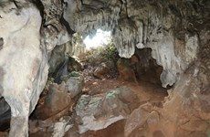 Hang động Hắt Chuông - điểm đến du lịch tiềm năng ở Điện Biên
