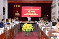 Lai Châu đẩy mạnh tuyên truyền bầu cử ở vùng đồng bào dân tộc thiểu số