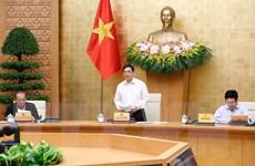 Thủ tướng Phạm Minh Chính chủ trì phiên họp CP đầu tiên sau nhậm chức