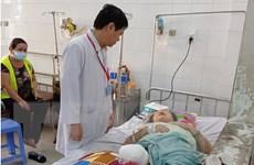 Đồng Nai: Bệnh nhân phải cắt cụt chân vì tự đắp lá cây lên vết thương