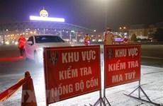 Ngày đầu đợt cao điểm an toàn giao thông: 8.700 trường hợp vi phạm