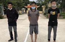 Long An: Bắt giữ 3 đối tượng xuất cảnh trái phép sang Campuchia