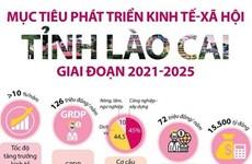 Mục tiêu phát triển kinh tế-xã hội tỉnh Lào Cai giai đoạn 2021-2025