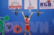 Gần 200 vận động viên dự Giải vô địch Cử tạ thanh thiếu niên quốc gia